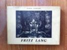 FRITZ LANG. Francis Courtade