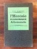 L'HERESIE ECONOMIQUE ALLEMANDE. Paul Maquenne
