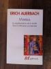 MIMESIS. La représentation de la réalité dans la littérature occidentale.. Erich Auerbach