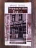 PROMENADES DANS BERLIN. Franz Hessel