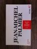 REVERIES D'UN MONTREUR D'OMBRES. Jean Michel Palmier