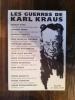 LES GUERRES DE KARL KRAUS. N°35 / 36. Collectif