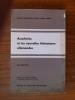 AUSCHWITZ et les nouvelles littératures allemandes.. Jean Paul Bier