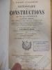 Code Perrin ou Dictionnaire des Constructions et de la Contiguïté. Législation complète des servitudes et du voisinage.. RENDU Ambroise, revu par ...