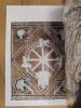 LE PAVEMENT DE LA CATHEDRALE DE SIENNE.. Santi, Lionetto