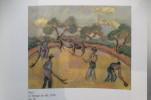 50 ANS D'ART ESPAGNOL 1880-1936. Galerie des Beaux-Arts de Bordeaux 11 mai - 1er septembre 1984..