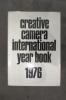 CREATIVE CAMERA INTERNATIONAL YEAR BOOK 1976. Collectif