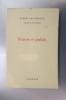 PEINTRE et PUBLIC. Robert Motherwell & Jean Paulhan