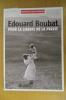 EDOUARD BOUBAT POUR LA LIBERTE DE LA PRESSE.. Reporters sans frontières.