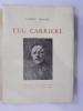 EUGENE CARRIERE. Essai de Biographie Psychologique.. Gabriel Séailles