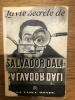Salvador Dali par Salvador Dali. Salvador Dali