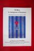 DORA, LA MANGEUSE D'HOMMES. Reproductions de 35 lavis faits en 1945.. Maurice de la Pintière