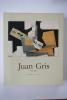 JUAN GRIS (1887-1927). Gary Tinterow