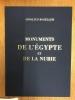 Monuments de l'Égypte et de la Nubie. Ippolito Rosellini