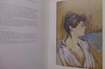 TOULOUSE-LAUTREC. Gemälde und Bildstudien.. Götz Adriani