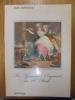 La gravure originale au XVIIIe siècle.. ADHÉMAR, J.