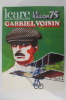 LE SALON 1975. Gabriel Voisin . Icare