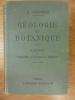 GEOLOGIE et BOTANIQUE. Classes de cinquième classique et moderne.. E. Caustier