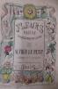 FLEURS FRUITS & LEGUMES DU JOUR. Alfred Le Petit & H. Briollet (légendes).