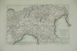 LA GAULE CISALPINE. Pour l'Histoire Romaine de Mr ROLLIN.. Sr. D'ANVILLE