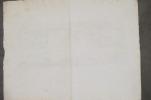 LA NUMIDIE. Pour l'Histoire Romaine de Mr. ROLLIN.. Sr. D'ANVILLE