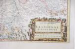 Gouvernement de la Guienne & Gascogne. Blaeu
