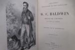RECITS DE CHASSES du NATAL au ZAMBEZE. Deuxième édition.. W. C. Baldwin