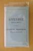 APPENDICE 1870-1871 SERVICES MARITIMES ET CHEMINS DE FER. . Collectif