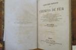 LEGISLATION FRANCAISE DES CHEMINS DE FER. M. Cotelle