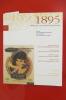1895 N°51 REVUE DE L'ASSOCIATION FRANCAISE DE RECHERCHE SUR L'HISTOIRE DU CINEMA.