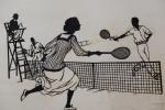 Tennis. K.Kaskenne