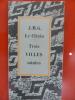 TROIS VILLES SAINTES. J. M. G. Le Clézio