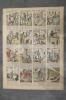 L'HISTOIRE D'UNE PIECE DE 20 FRANCS.. Série Encyclopédique GLUCQ des Leçons de Choses Illustrées.