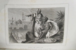 L'ESPAGNE ANCIENNE ET MODERNE. Comprenant : La Domination des Phéniciens et les Carthaginois - Celle des Romains - l'Etablissement des Wisigoths - La ...