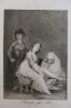 Ruega por ella. Francisco de Goya (1746-1828)