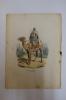 Régiment des Dromadaires, 1798, Armée d'Egypte. Hippolyte Bellangé (1800-1866)