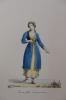 Jeune fille Circassienne. Godefroy Engelmann (1788-1839)