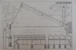 Moniteur des Architectes : Atelier de Mr Mors à Genelle. Imprimerie Lemercier