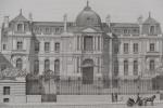 Moniteur des Architectes, Hôtel de M. Le Comte Potochi à Paris. Inconnu