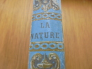 La nature et ses productions ou entretiens sur l'histoire naturelle. JACQUEMIN, EMILE