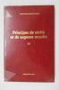 PRINCIPES DE VERITE ET DE SAGESSE OCCULTE. Tome III. . Oeuvre Rosicrucienne Collegiale