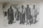 NOUVELLE GEOGRAPHIE UNIVERSELLE LA TERRE ET LES HOMMES. X L'Afrique Septentrionale. Deuxième Partie. Bassin du Nil. Soudan, Egyptien, Ethiopie, Nubie, ...