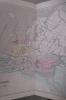 ATLAS de GEOGRAPHIE HISTORIQUE. Ecole Monge. 2e Division - 1re année.. E. Laurain