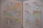 ATLAS CLASSIQUE VIDAL-LABLACHE. 342 cartes et cartons. .