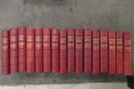 HISTOIRE DE FRANCE DEPUIS LES TEMPS LES PLUS RECULES JUSQU'EN 1789. En 16 TOMES. Quatrième édition.. Henri Martin
