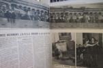 BERLIN 12 MARS 1949. LE PONT AERIEN. PREMIERS INSTANTANES EN COULEURS SUR LA VIE DANS LA CAPITALE ALLEMANDE / WINSTON CHURCHILL PARLE AUX ASSISES DE ...