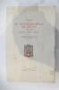 ESSAI sur LE SOUVERAIN SENAT DE SAVOIE 1559-1793. Organisation - Procédure - Compétence. (avec un envoi de l'auteur).. Laurent Chevailler