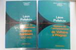 HISTOIRE DE L'ANTISEMITISME. Tome 3 & 4.. Léon Poliakov