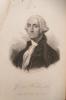 FONDATION DE LA REPUBLIQUE DES ETATS-UNIS D'AMERIQUE. VIE DE WASHINGTON. Histoire de la Guerre de l'Indépendance et de la fondation de la République ...