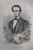 ABRAHAM LINCOLN. Sa naissance, sa vie, sa mort avec un RECIT DE LA GUERRE D'AMERIQUE.. Achille Arnaud